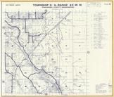 Township 31 N., Range 6 E., Jordan, Bear Creek, Snohomish County 1960c